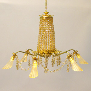 1/12th Scale Chandeliers