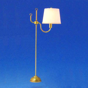 1/12th Scale Floor Lamps