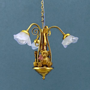 CH-NTB-LED Chandelier
