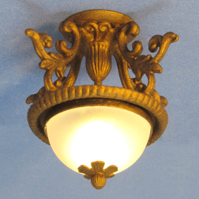 CL-SFBL Bronze finish Ceiling Light