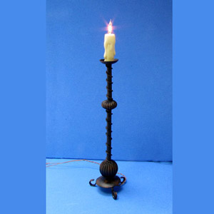 FL-FTL+ Fancy Tudor Candle Stand Light