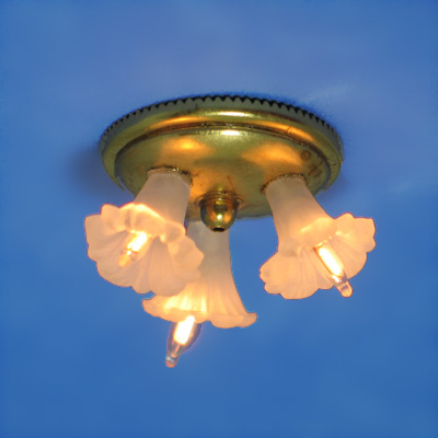 HSCL-622 3-Lamp Ceiling Fixture