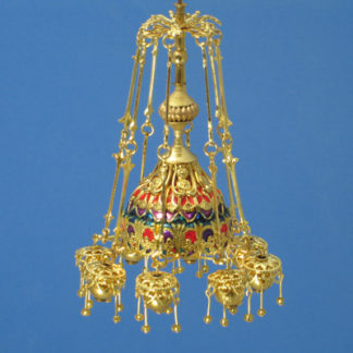 CH-MOR Moroccan LED Chandelier