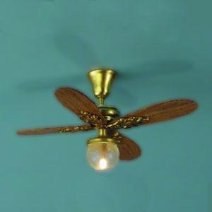 HSCH-N One-Light Ceiling Fan