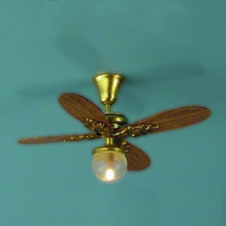 HSCH-N One-Light Ceiling Fan