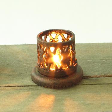 Rusty Cantina Light