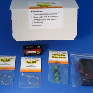 Lighting Bug Ltd. Wiring Wizard Kit photo