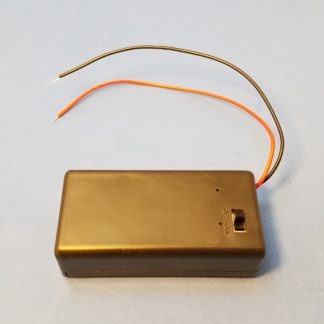 9 volt Battery Box