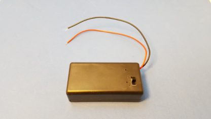 9 volt Battery Box