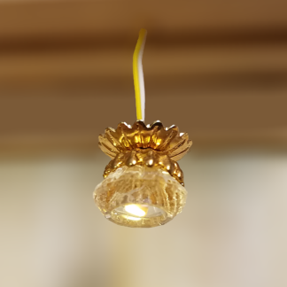 Photo of QS-ROSE ceiling light